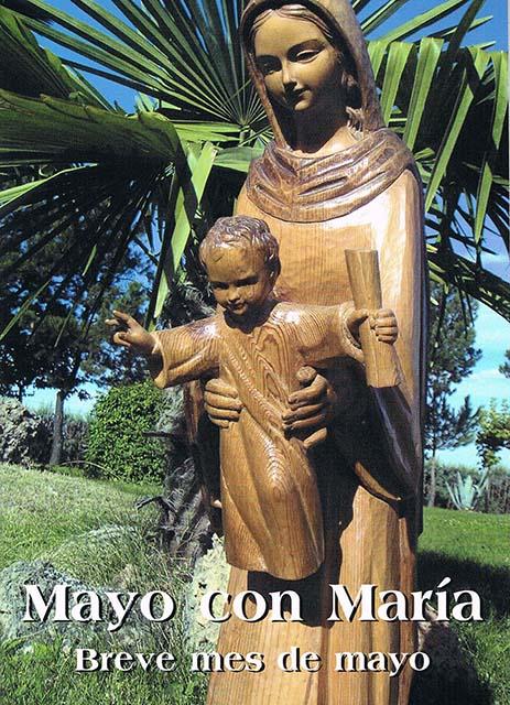 Librito Mayo con María